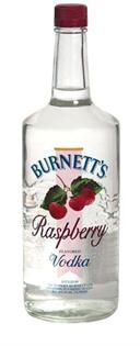 Burnett's Vodka Raspberry 750ml -...